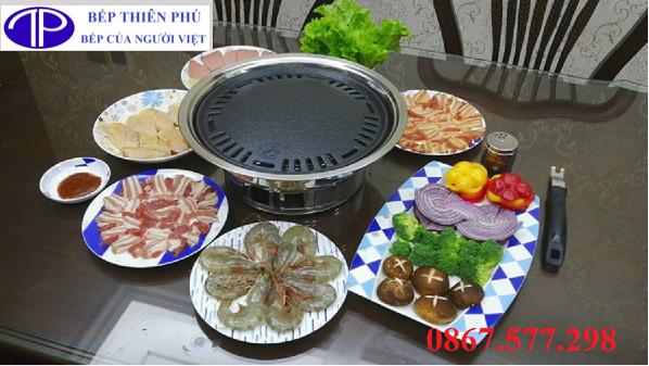 Bếp lẩu nướng bình dân TQ01