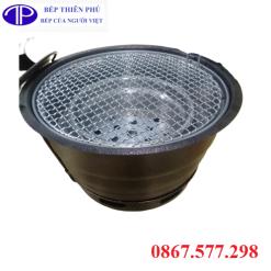 lò nướng than Việt Nam NH01 giá tốt, Bếp nướng than Việt Nam màu nâu NH01 rẻ nhất Hà Nội