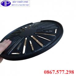 Vỉ nướng gang chống dính V18 giá rẻ, nơi cung cấp vỉ gang V18 chất lượng