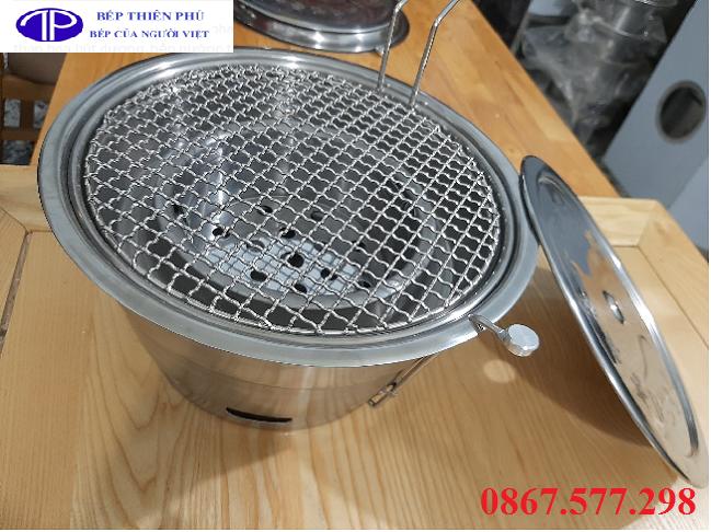 Bếp lẩu nướng không khói giá tốt nhất tại Hà Nội
