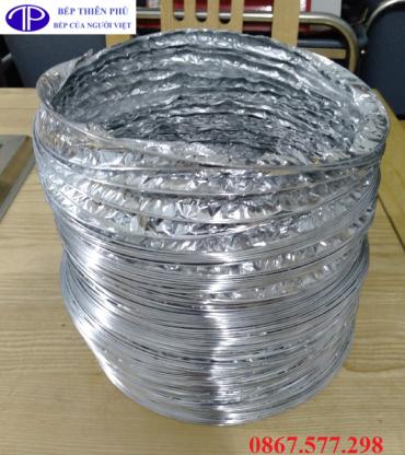 ống bạc mềm hút khói giá rẻ tại Hà Nội