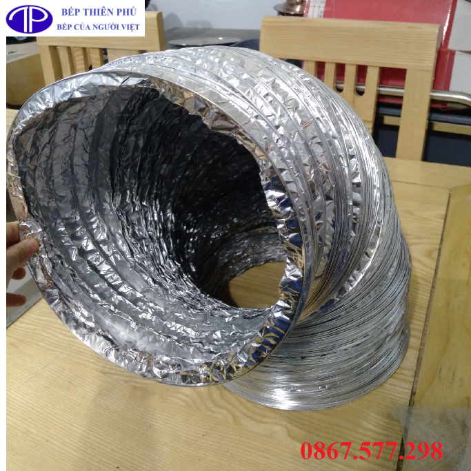 ống bạc nhún D250 giá rẻ, chất lượng
