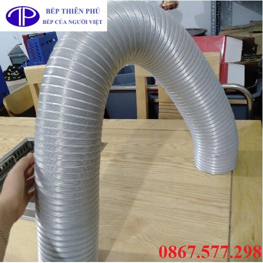 Ống nhôm mềm phi 125 giá rẻ nhất Hà Nội, Mua ống nhôm mềm phi 125 giá rẻ