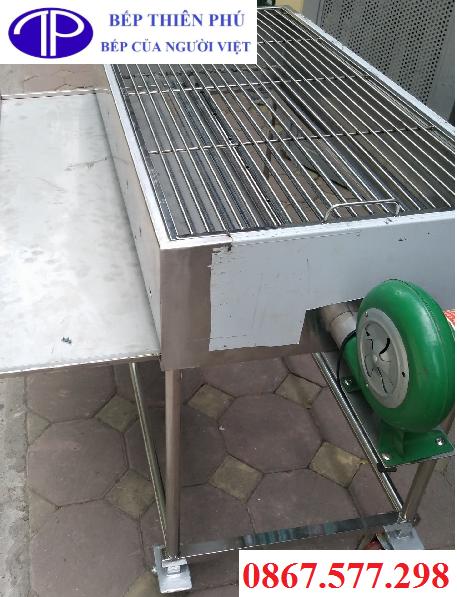 Bếp nướng than hòa ngoài trời giá rẻ tại Hà Nội