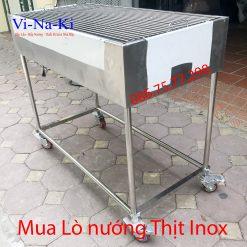 mua lò nướng thịt inox