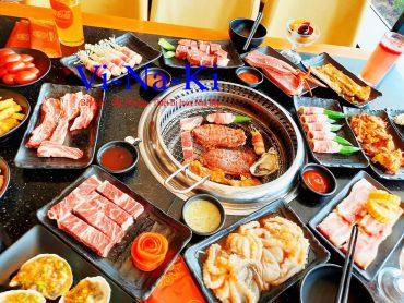 lò nướng thịt âm bàn trong nhà